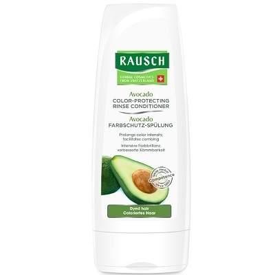 Balsam Pentru Par Vopsit Cu Avocado 200ml Rausch Bebetei