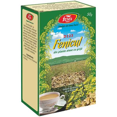 Hapciu ceai solubil, 12 plicuri, Fares : BebeTei