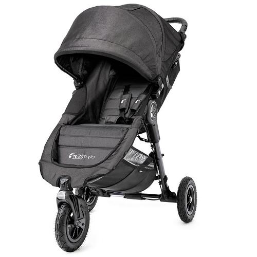 Sistem 2 In 1 City Mini Gt Charcoal Denim Baby Jo Bebetei