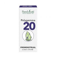 Polygemma 15, Intestin detoxifiere, 50 ml, Plant Extrakt
