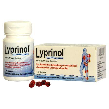 Complex lipidic marin Lyprinol