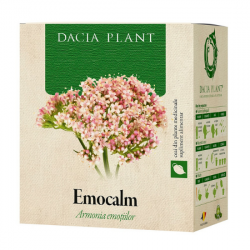 Calmotusin, 60 comprimate, Dacia Plant