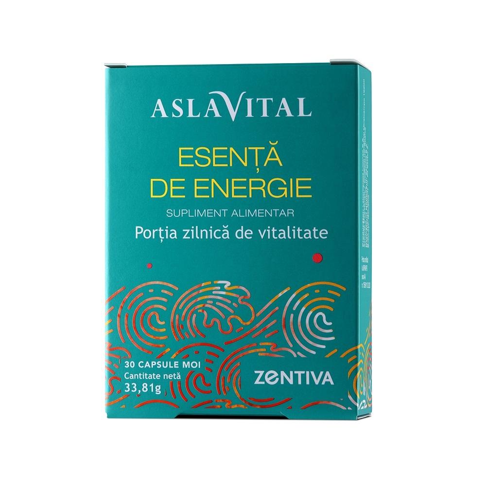 Scut de imunitate pentru o viata sanatoasa Aslavital, 30 capsule moi, Zentiva -