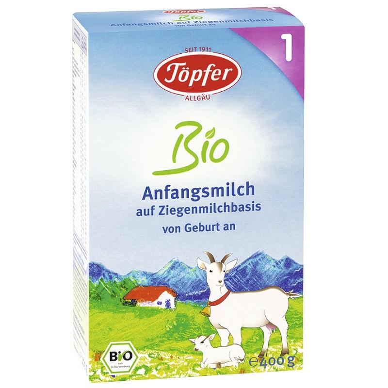 Lapte de Capră Bio 1, Topfer, g, luni - Tratamentul articulației laptelui de capră