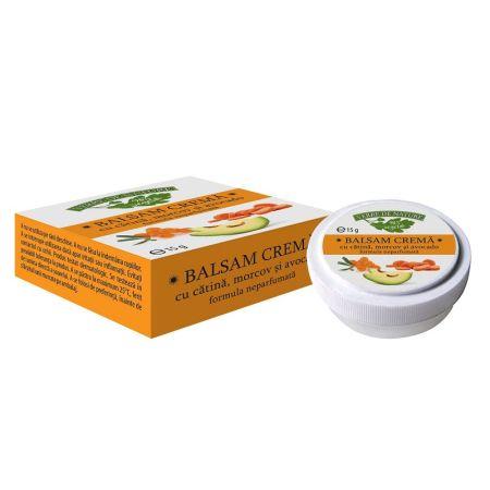 Balsam crema cu morcov