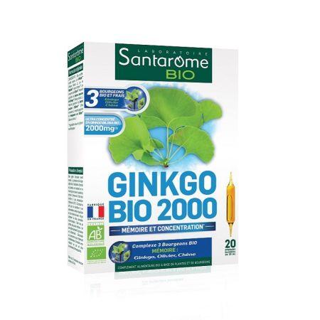 Ginkgo Bio 2000