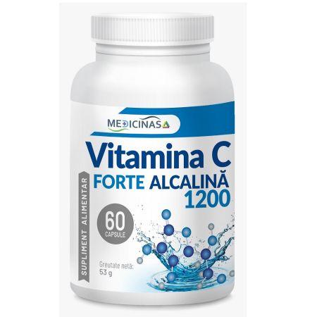 Vitamina C Forte Alcalina 1200