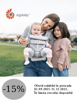 15% Ergobaby 01.09-31.12.2021