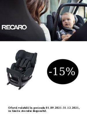 15% Recaro 01.09-31.12.2021