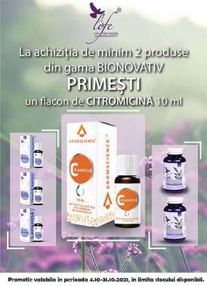 cu produs promotional Citromicina