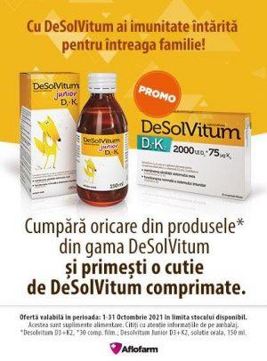 cu Produs Promotional Desolvitum