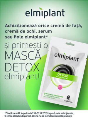 Cu produs promotional la Elmiplant