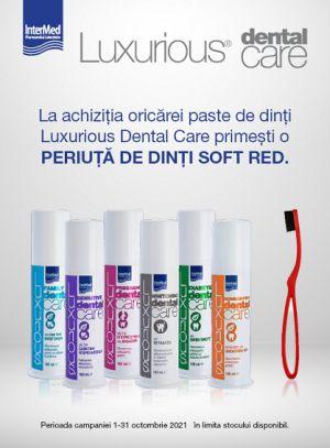 Cu produs promotional la Intermed