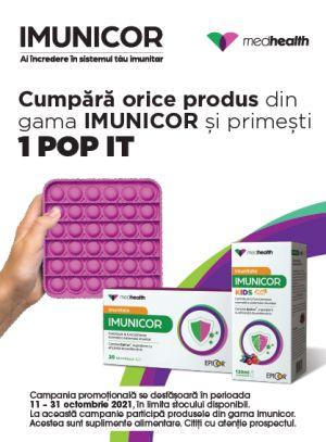 cu produs promotional Pop It
