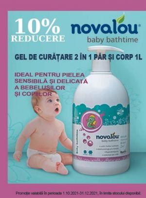 cu Reducere 10% la Novalou