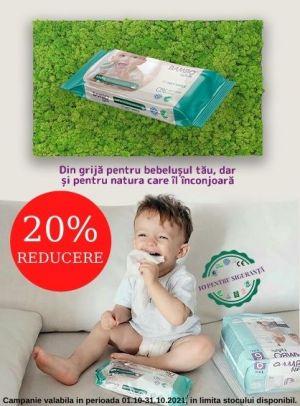 cu Reducere 20% la Bambo Nature