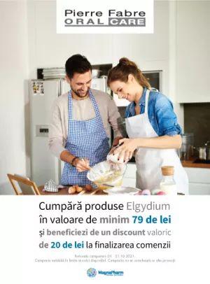 Cu reducere la Elgydium