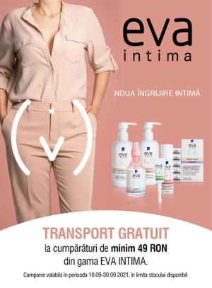 Cu transport gratuit Eva Intima