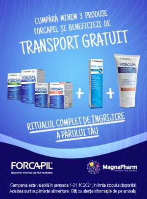 Cu transport gratuit la Forcapil