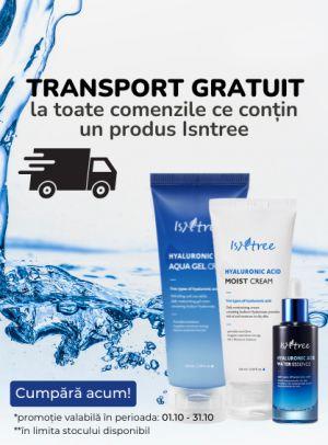 Cu transport gratuit la Isntree