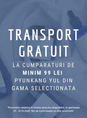 Cu transport gratuit la Pyunkang Yul
