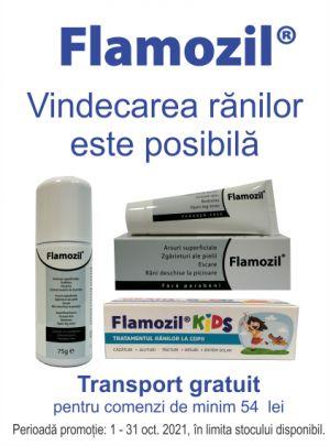 cu transport grauit Flamozil