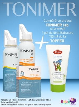 Tonimer Septembrie Octombrie 2021