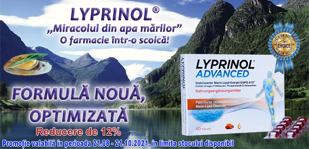 12% Lyprinol 23.08-21.10.2021