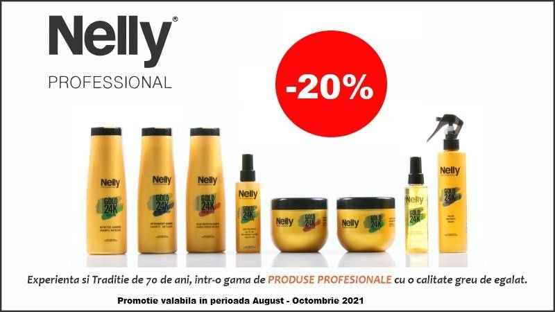 20% Nely Profesional August-Octombrie 2021