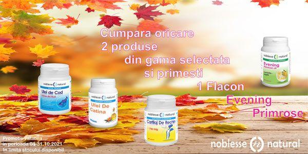 cu produs promotional Evening primrose oil