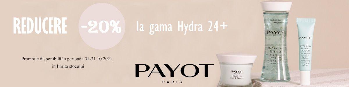 Cu reducere 20% la Payot