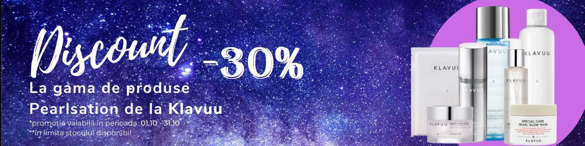 Cu reducere 30% la Klavu