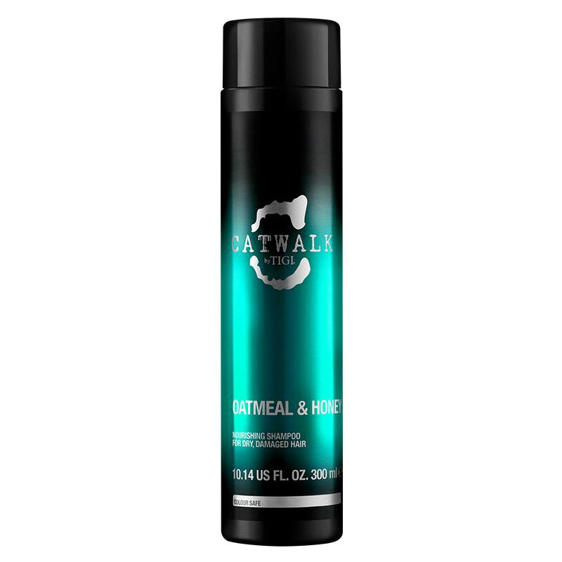 Șampon cu ovăz și miere Catwalk, 300ml, TG300357, Tigi