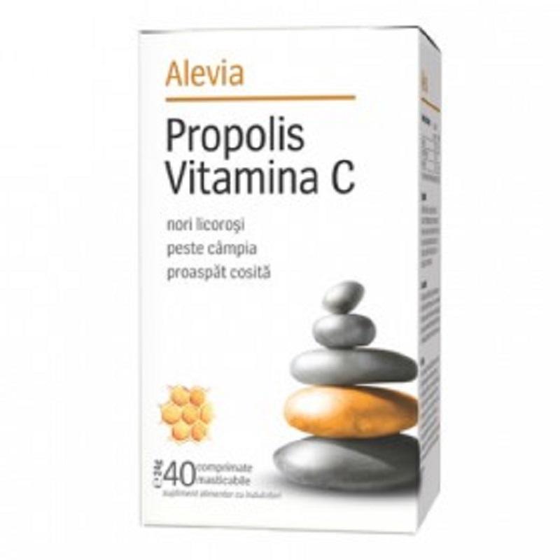 alevia propolis vitamina c