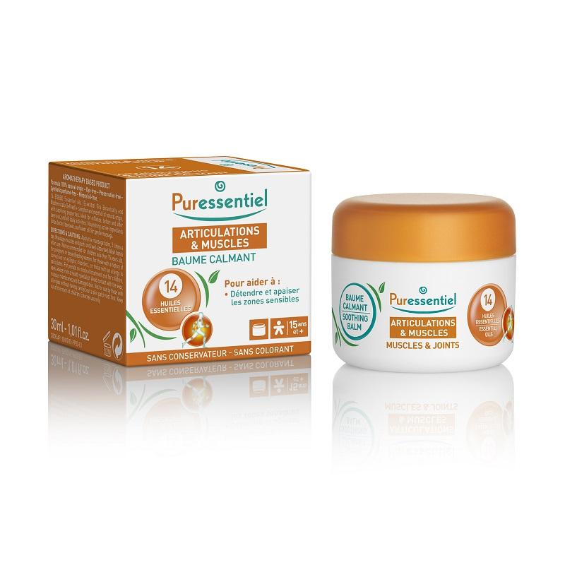 Unguent antireumatic cu 14 uleiuri esențiale 30 ml, Muscle & Joints, Puressentiel