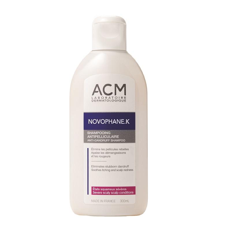 Sampon antimatreata cronica, Novophane K, 300 ml, ACM