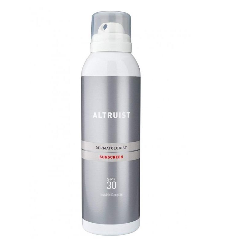Protecție solară, Spray, Spf 30, 200 ml, Altruist