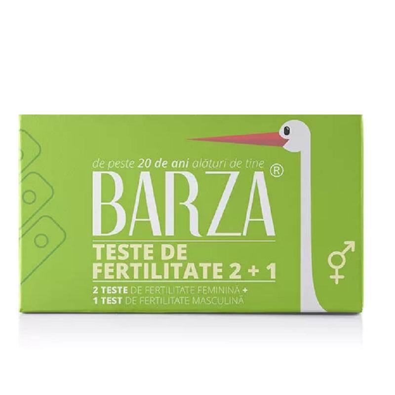 Test fertilitate barbati pret