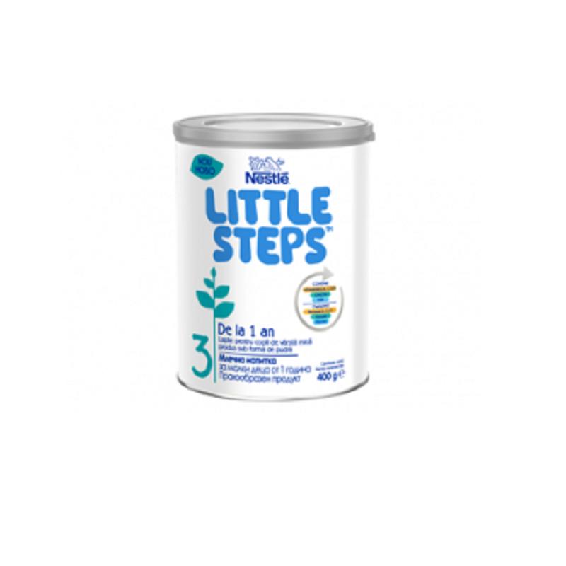 Lapte pentru copii cu varsta mica Little Steps 3, +1 an, Nestle