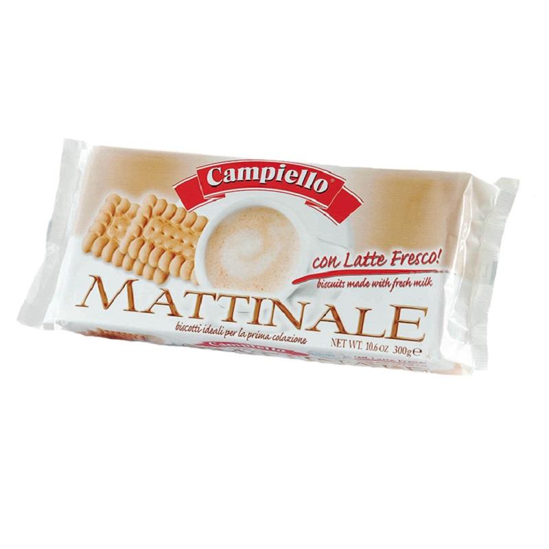 Biscuiti Matinale cu porumb, 300g, Campiello