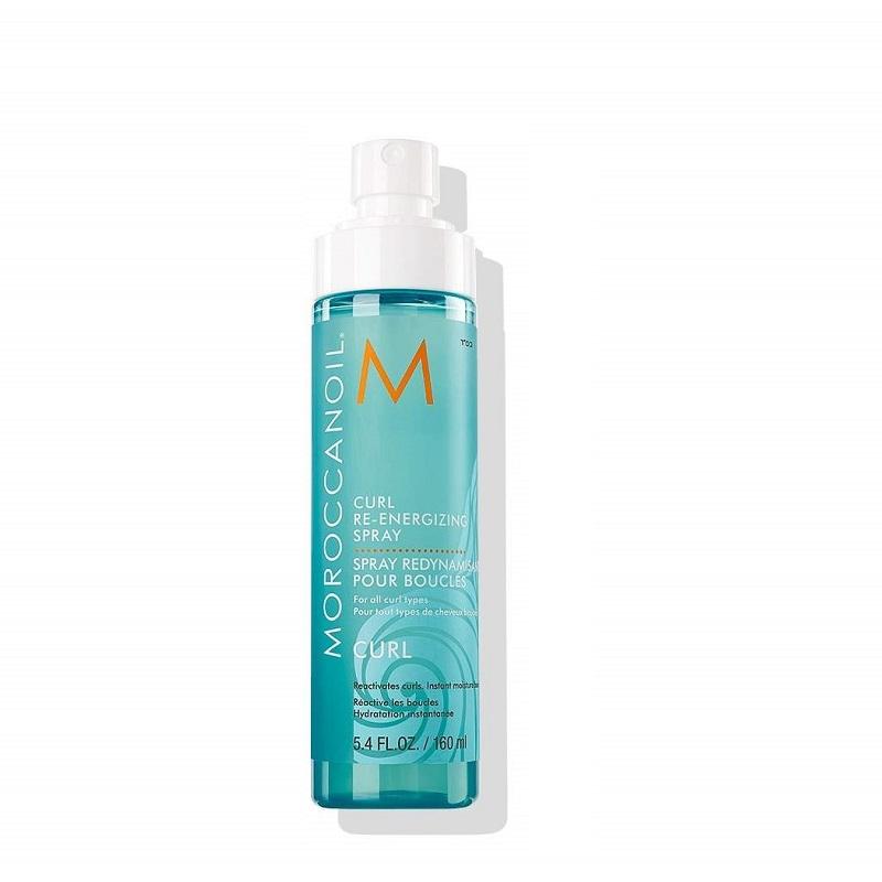 Spray pentru reîmprospătarea buclelor, 160 ml, Moroccanoil