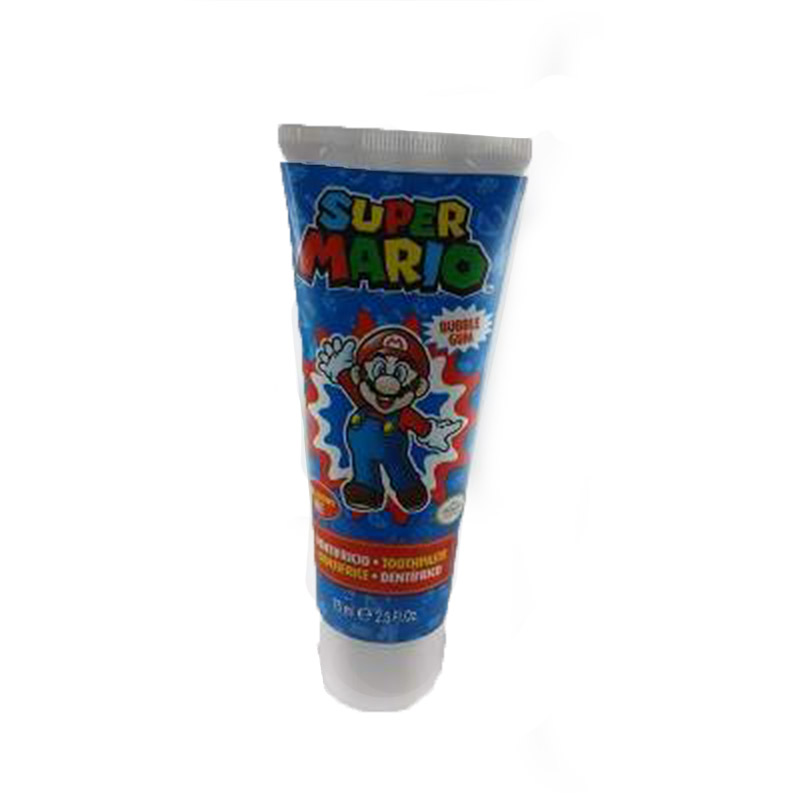 Pastă de dinți Super Mario, 75 ml, SoDiCo
