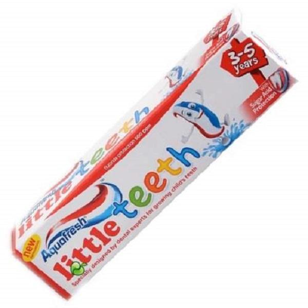 Pastă de dinți pentru copii, 3-5 ani, 50 ml, Aquafresh