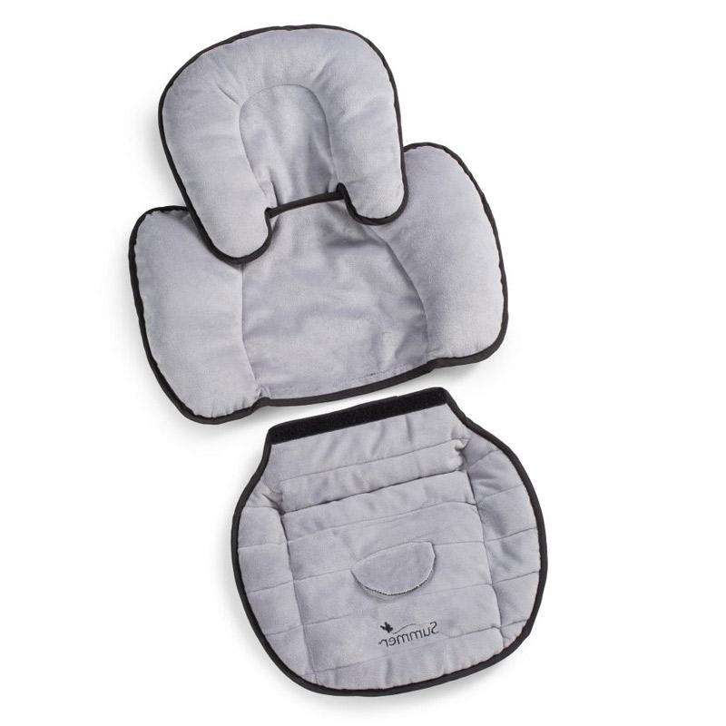 Suport 2 în 1 pentru scaune auto, cărucioare, leagăne și balansoare Piddlepad, 78186, Summer Infant