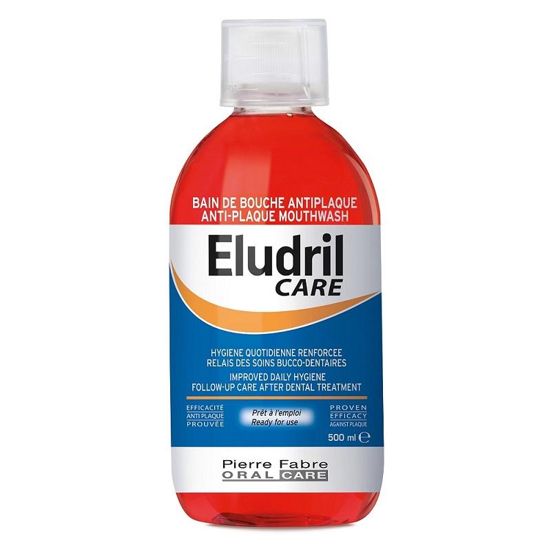 Apă de gură, 500 ml, Eludril Care