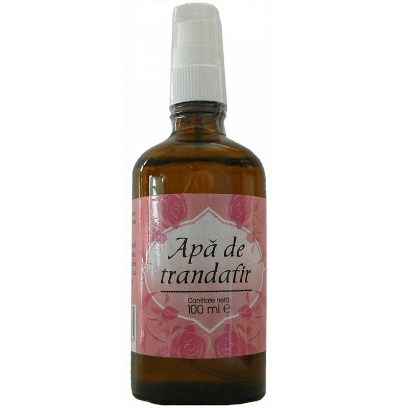 Apă de trandafir, 100 ml, Herbal Sana