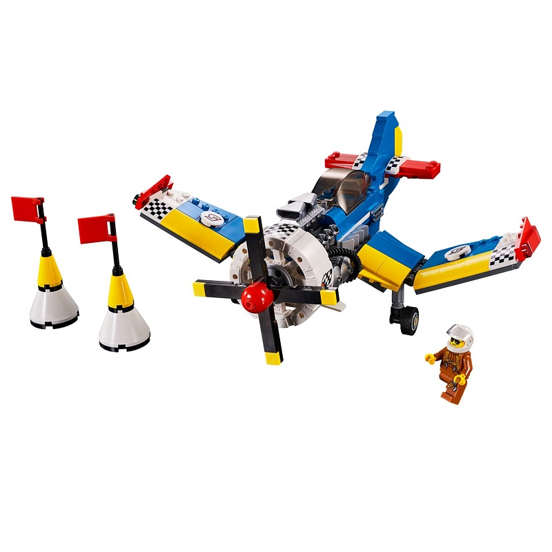 Avion de curse, L31094, Lego Creator