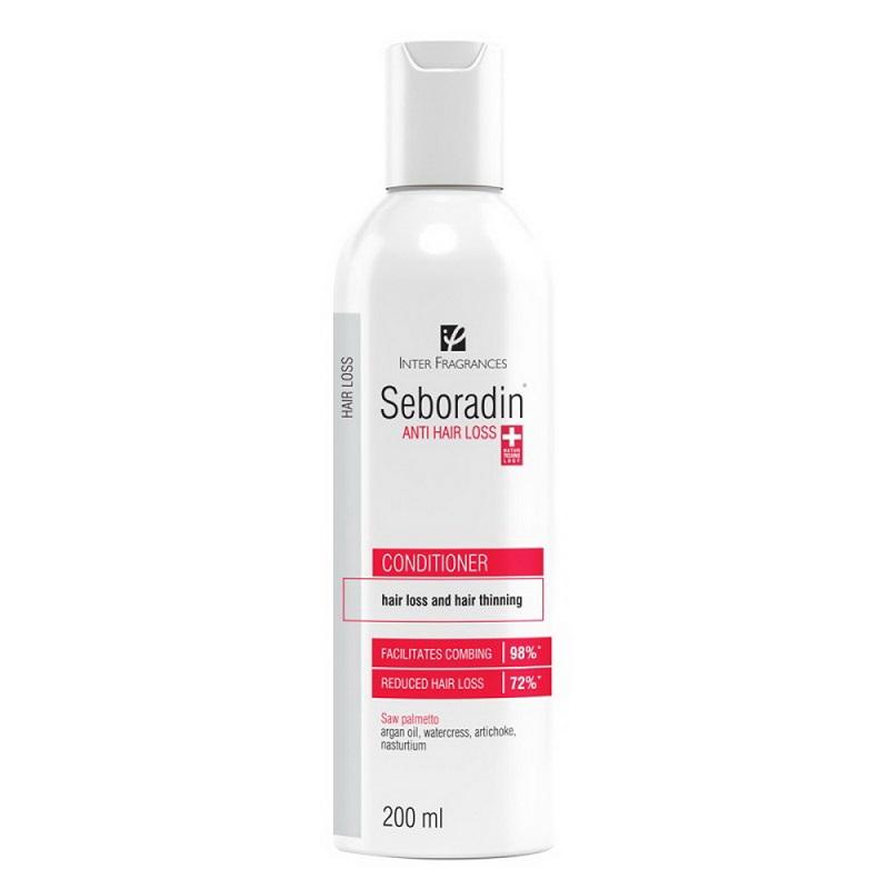 Balsam împotriva căderii părului, 200 ml, Seboradin