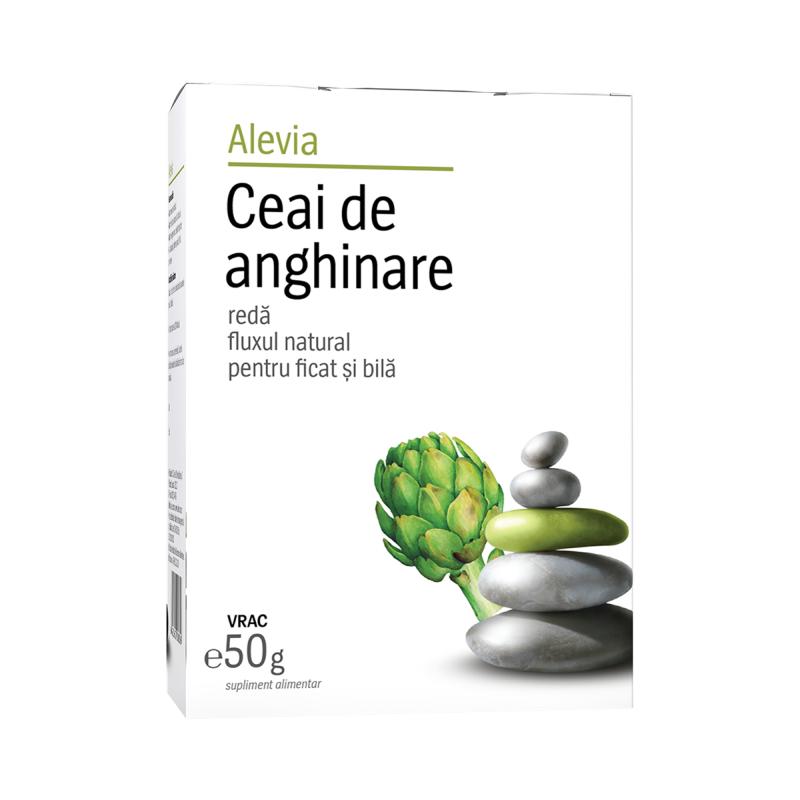 Ceai de anghinare, 50g, Alevia