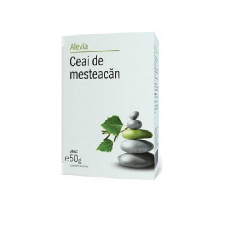 Ceai de mesteacan, 50g, Alevia